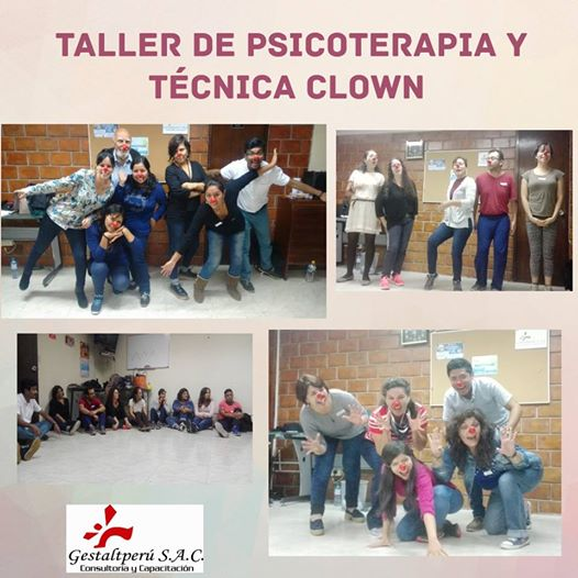 PSICOTERAPIA Y CLOWN